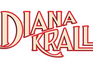 Diana Krall Lettering