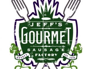 Jeff's Gourmet Logo
