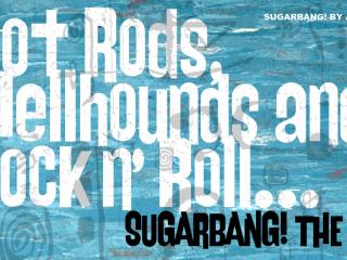 Sugarbang! The Font