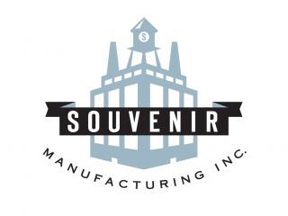 Souvenir Manufacturing Logo
