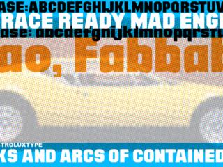Fabbabi Font (Ciao!)