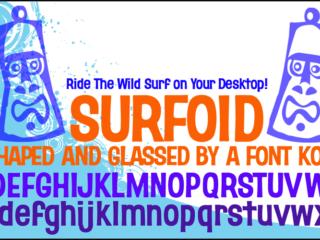 Surfoid Font